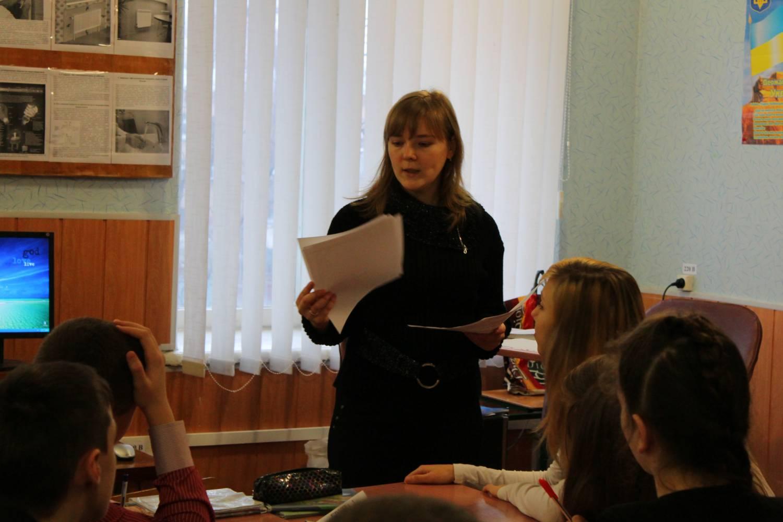Учитель з учиницай 6 фотография